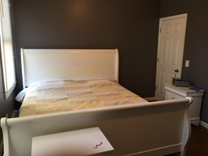 King Size Bed For $100   Moving Sale Must Go Today. 3 Days Ago; Jersey City  ...