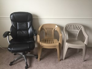 Bernie&Phyls Recliner Sofa And Rocker In Mint Condition For $500 ...