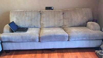 Ashley Sofa Set   3 Seater And A 2 Seater Set