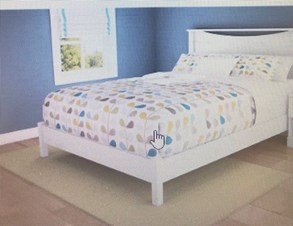 Bon Queen Platform Bed With Mattress   Priced To Sell. 6 Days Ago; Jersey City  ...