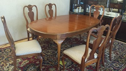 high quality used dining table and chairs for sale in charlotte nc