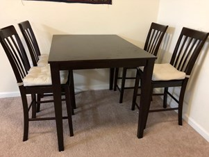 Ikea King Bed And Ashley Dining Table Set For Sale 3 Days Ago Piscataway NJ
