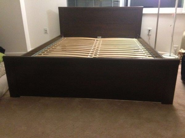 Description. IKEA Bed Frame ...