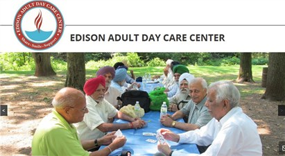 Adult care center day