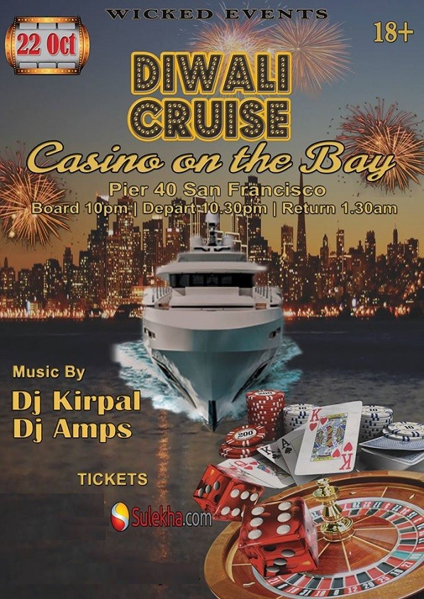 casino cruise san francisco