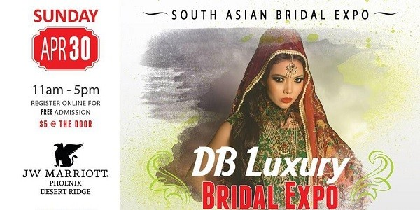 Db phoenix 2017 luxury bridal expo in jw marriott for Wedding expo az