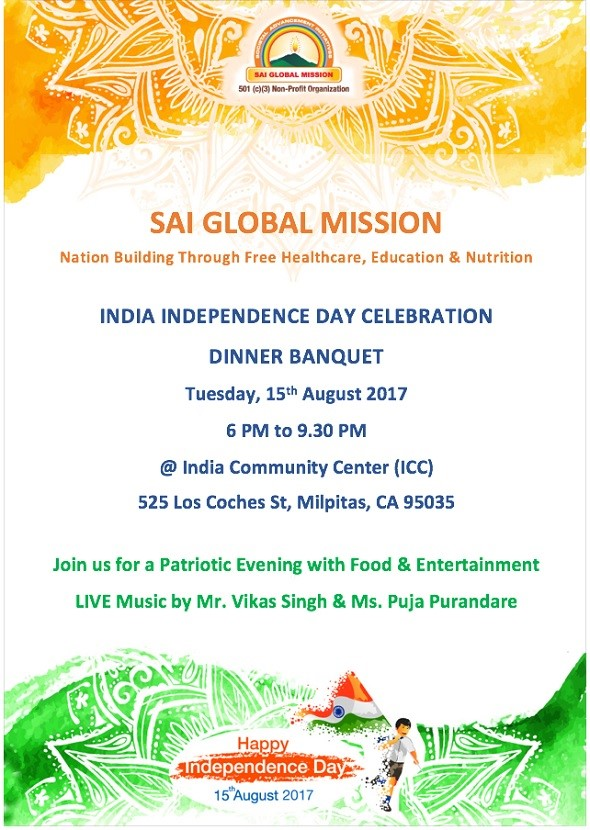 India Independence Day Celebrations with Music, Dance and ...