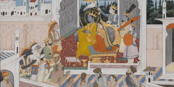 Ramayana Gallery Talk & Indian Feast