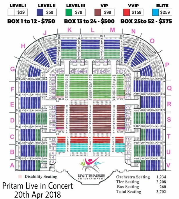 Pritam Live in Concert - Washington, D.C