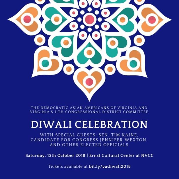 Diwali Celebration Virginia 2018 DAAV