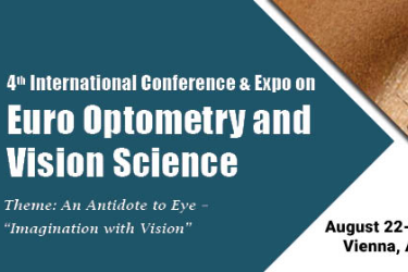 4th International Conference & Expo on Euro Optometry and