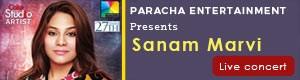 Sanam Marvi Musical Live concert