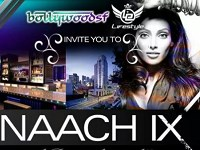 Naach Ix In San Francisco The W Hotel California S Celebrity Bollywood Dj Precaution Live