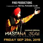 Kanwar Grewal Tickets | Kanwar Grewal Tour & Concert Dates