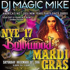 New Years Eve Parties Nj