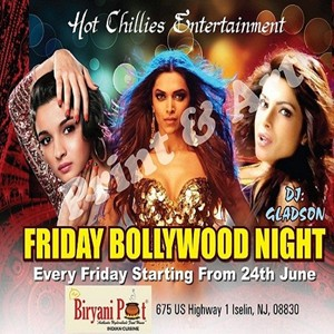Bollywood Night 2016 in Biryani Pot Iselin, Iselin, NJ ... | 300 x 300 jpeg 45kB