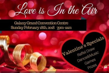 love is in the air a valentine affair - Valentine Events