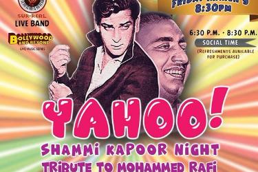 Yahoo! Shammi Kapoor Night / Tribute to Mohammed Rafi in Lilburn, GA