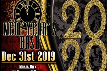 New Years Eve Bash 2021 New Jersey at Ashirwad Palace, Randolph, NJ | Indian Event