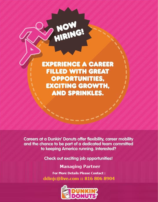 dunkin donuts job description 1 pages week3disc2 image of page 3