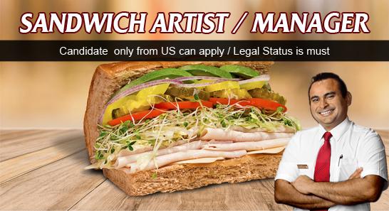 Full Time Sandwich Artist Job in Lexington, KY by Gas Station ...