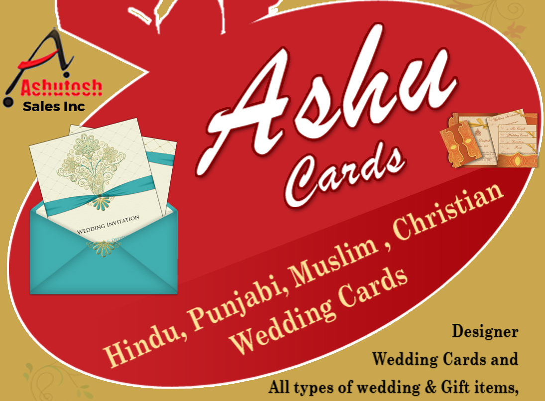 Ashu Wedding Cards - Invitation Printer in Schaumburg, IL ...