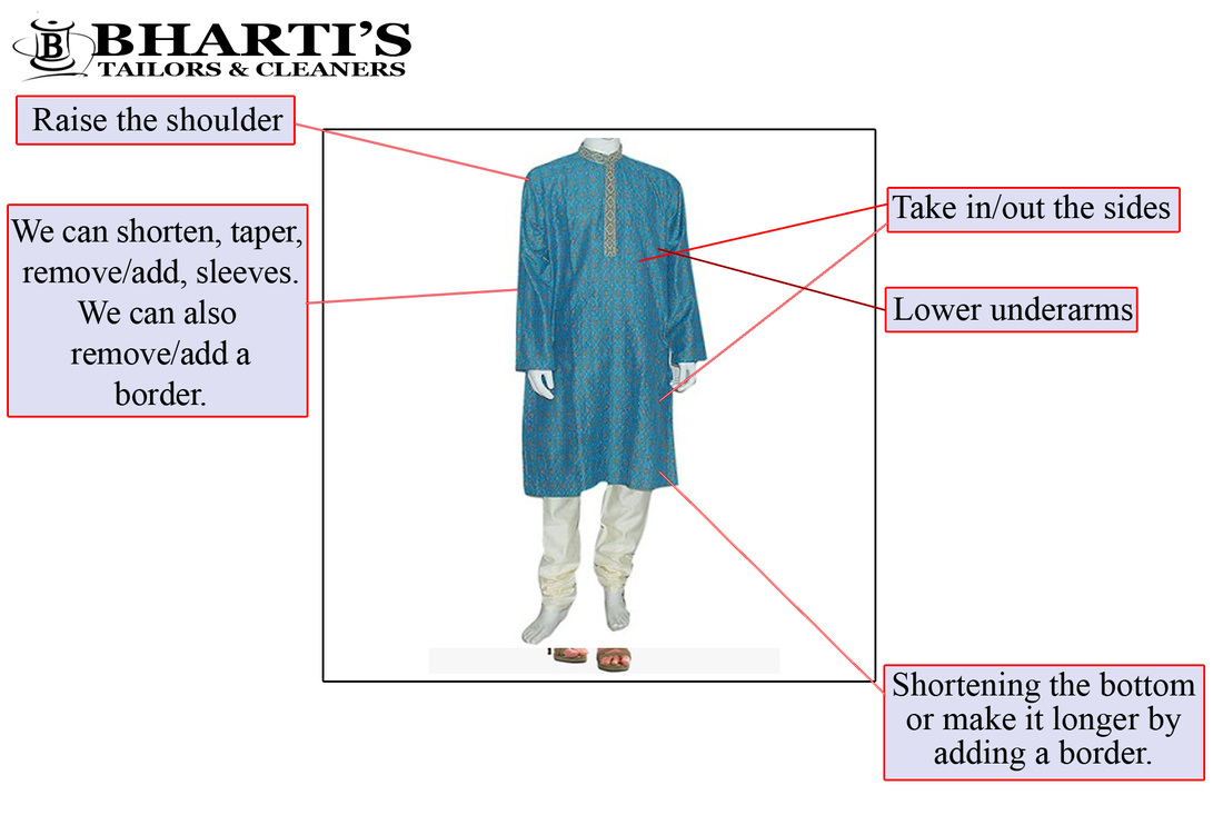 Bharti\'s Tailors And Alterations - Tailor - Hanover Park, IL - Sulekha