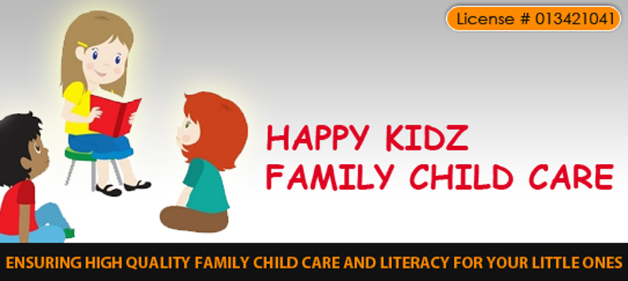 Happy Kidz - Family Day Care Montessori And After School