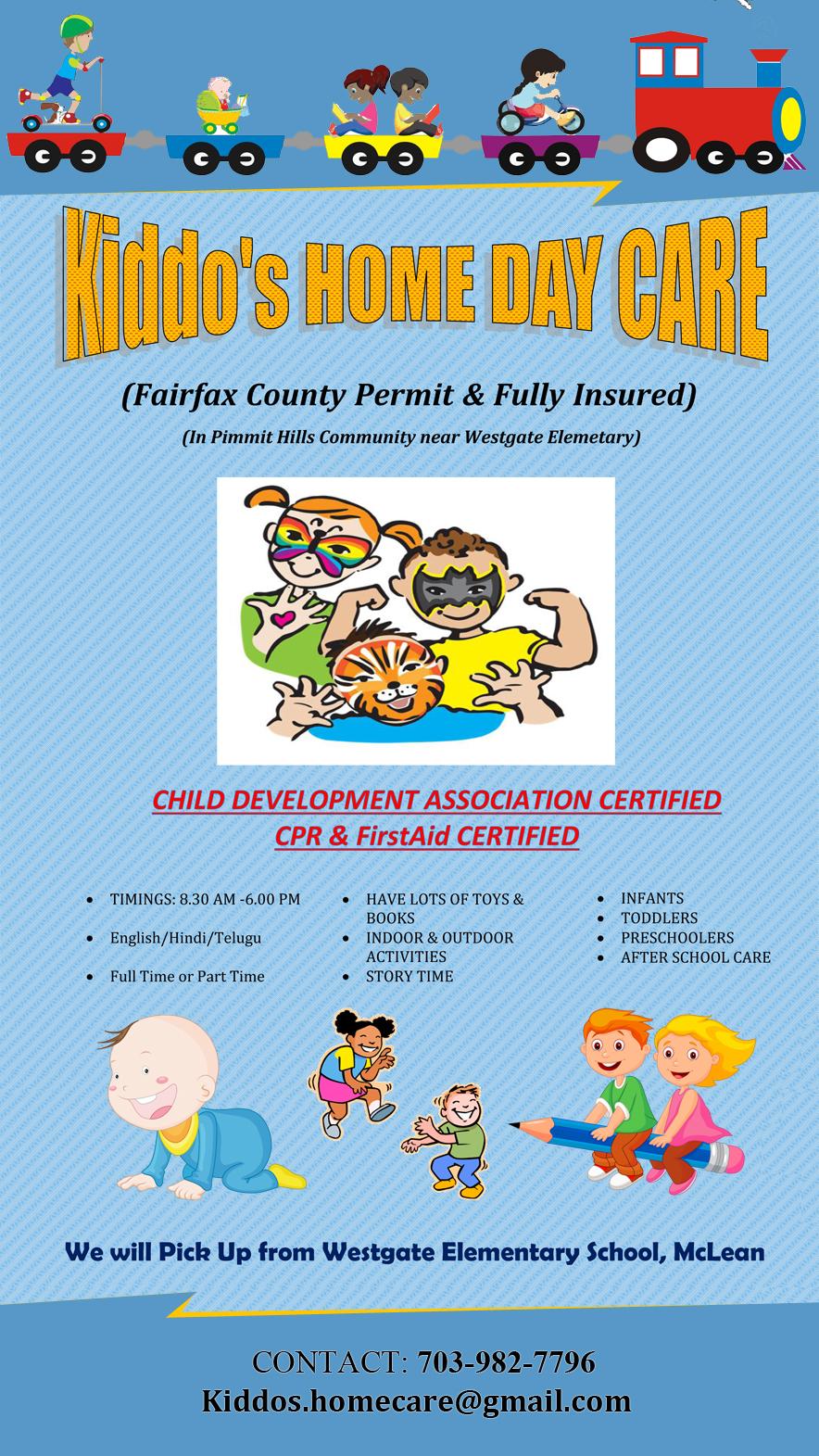 Kiddos home daycare in falls church va kiddos home daycare aboutkiddos home daycare xflitez Image collections