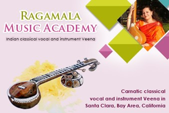 Ragamala Music Academy - Music School - Santa Clara, CA