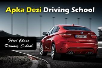 Apka Desi Driving School - Driving School in Harleysville
