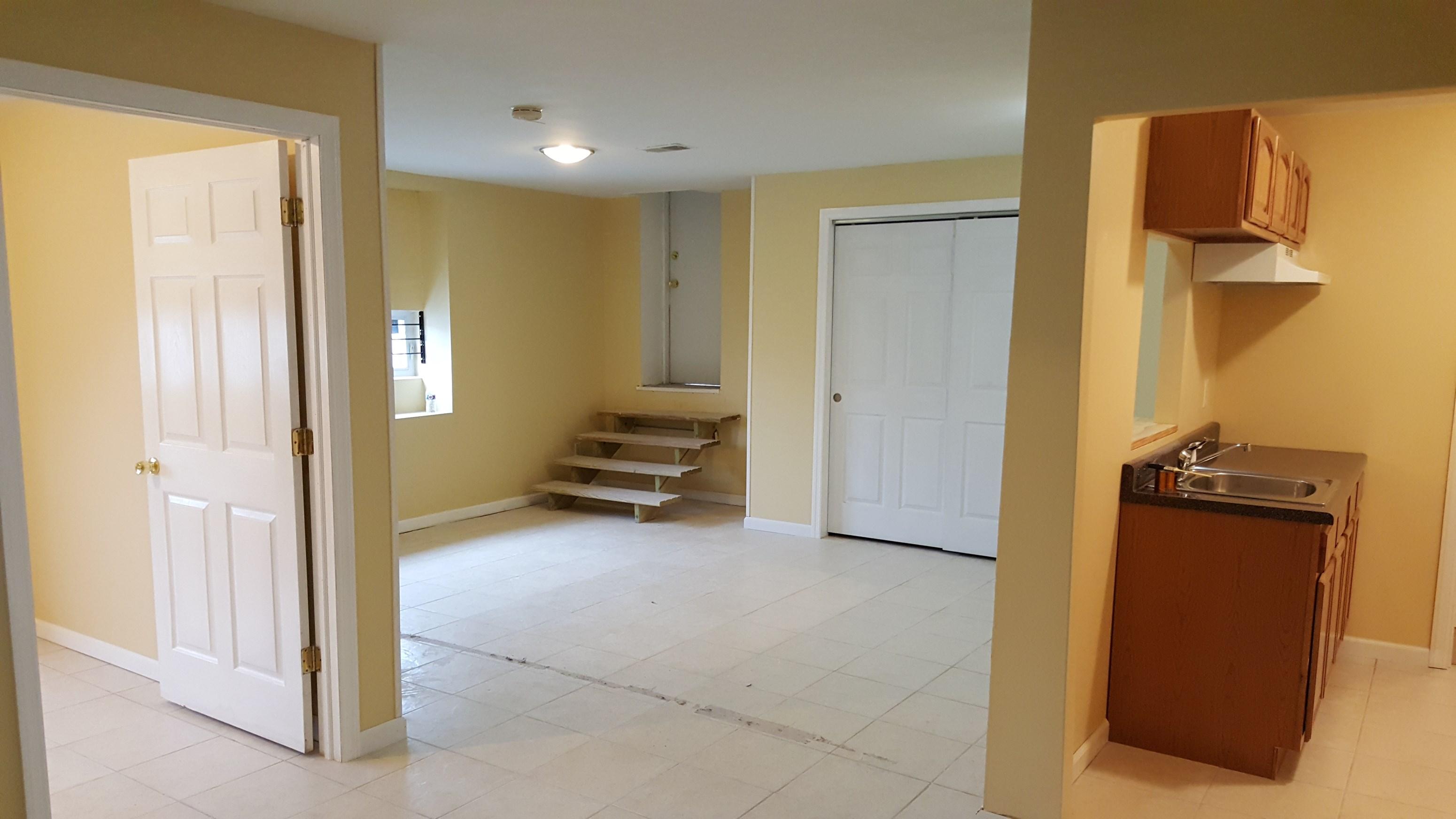 59 Western Ave1 BR LR Formal Dining Room Kitchen Bathroom