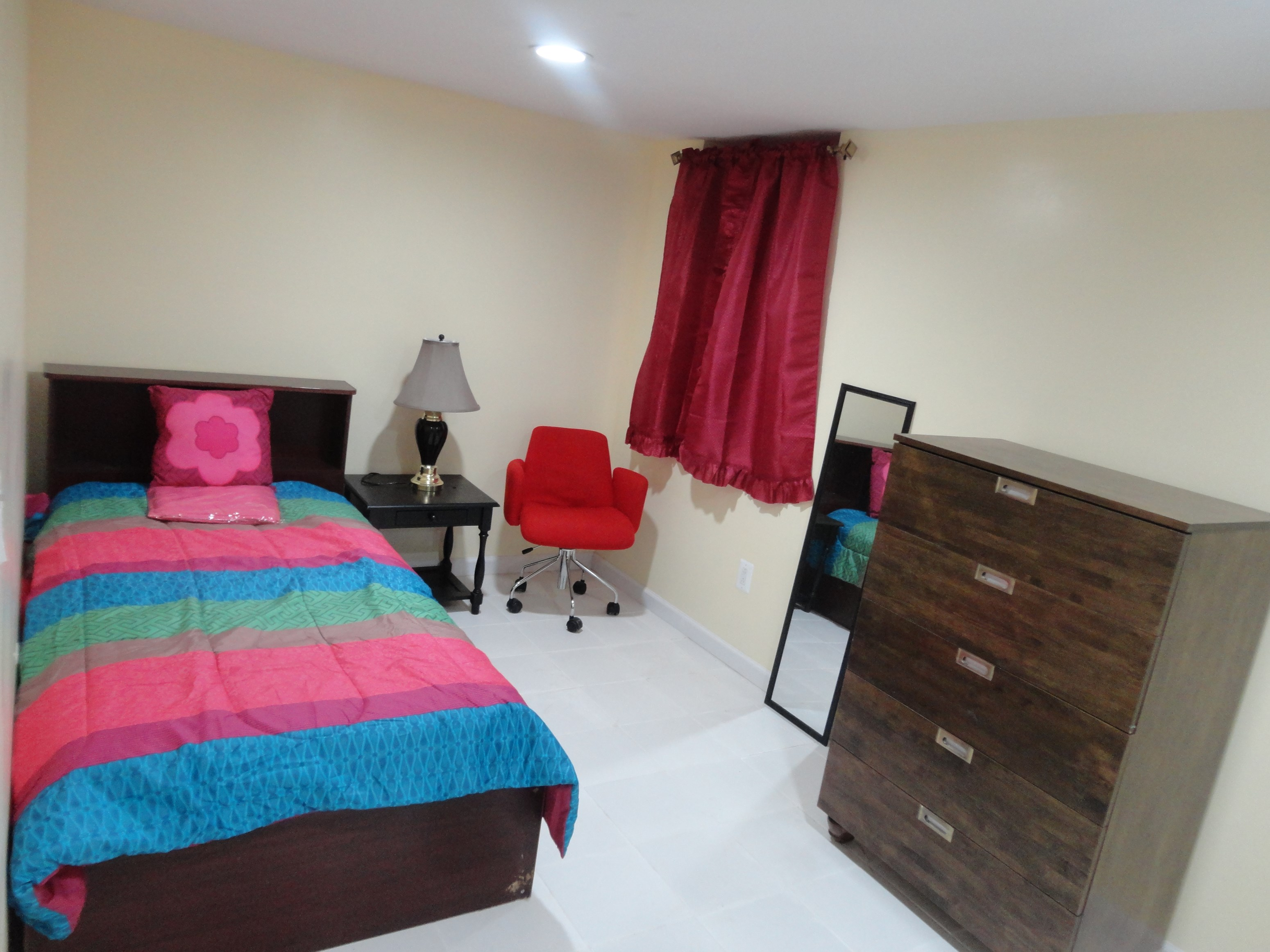 1 bedroom basement apartment for rent in valley stream
