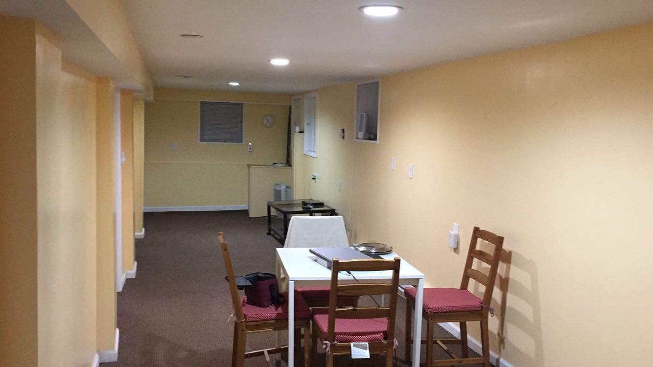 2 Bedroom Apartment Basement Above Ground Level For Rent