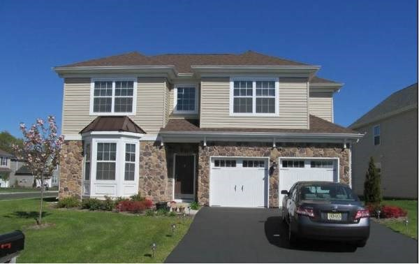 3 Bed 3 Bath Single Family House For Rent Piscataway NJ 3 BHK Single Fam
