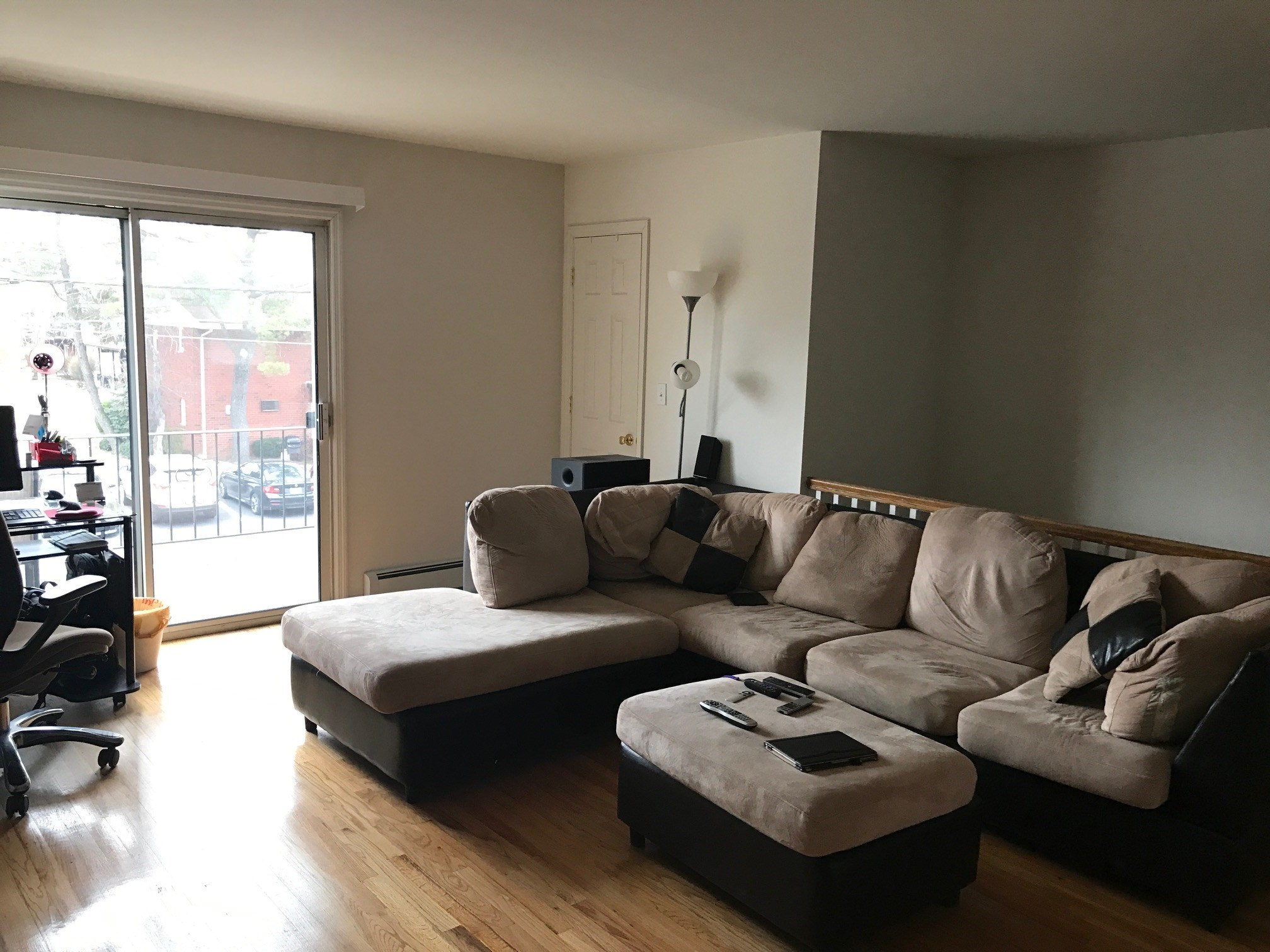 parsippany 1 bedroom with balcony walk to nyc bus 1 bhk apartments