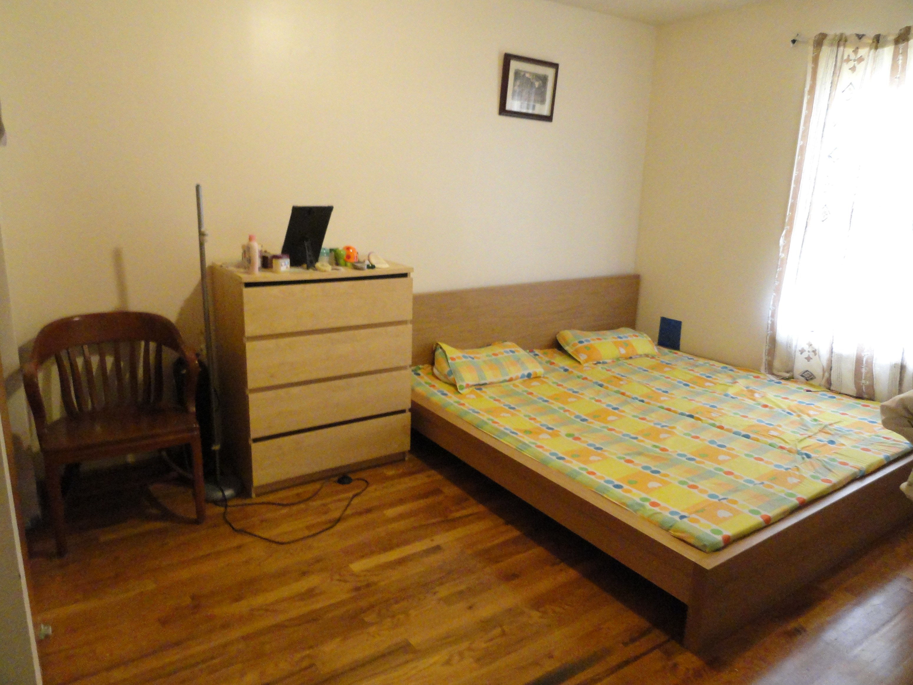 4 Weeks Accommodation In Large Private Bedroom Room With Attached Bathroom In Jsq