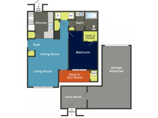 Fully Upgraged 1BHK Apartment For Sublease Part 89