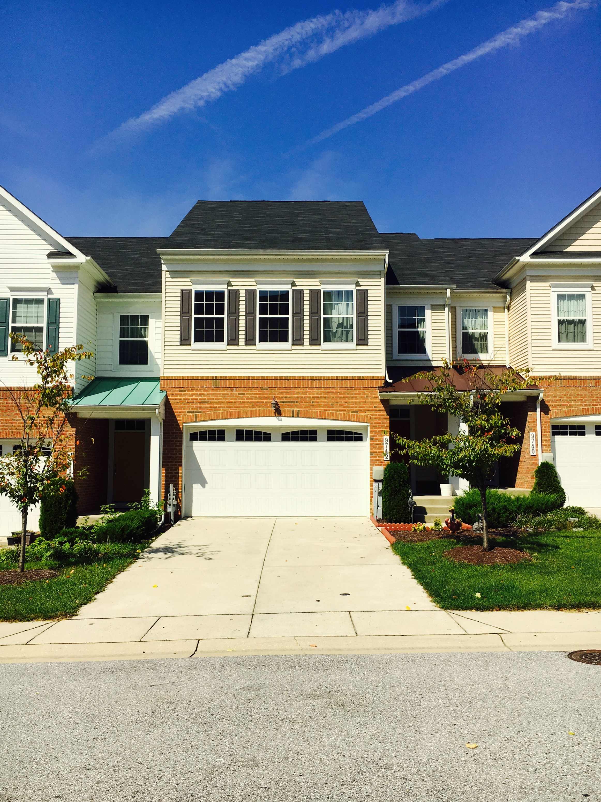 Immaculate Townhouse For Rent In Howard County, Laurel MD