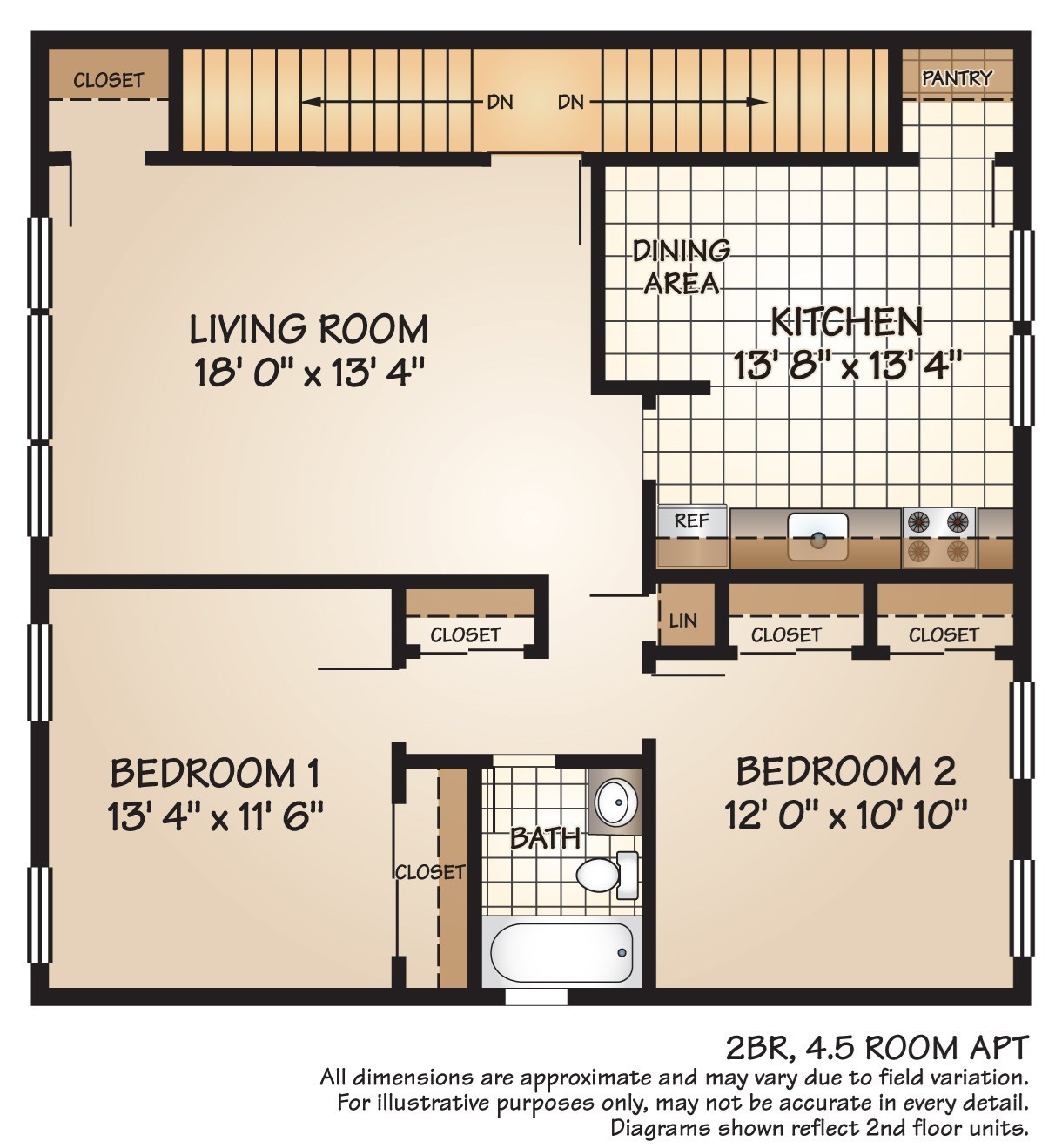 Rooms For Rent Parsippany, NJ