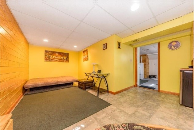 Furnished Basement Apartment For Rent (close To Oak Tree And Metropark)