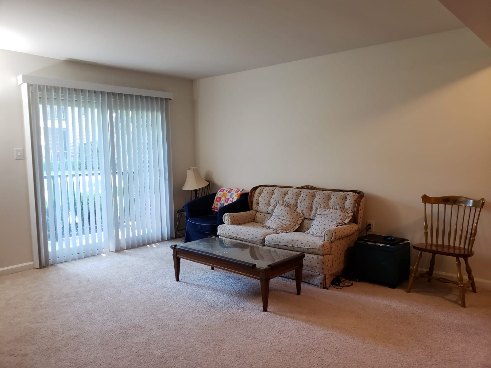 2 Bed 1 Bath Apartment At Ground Floor Available For
