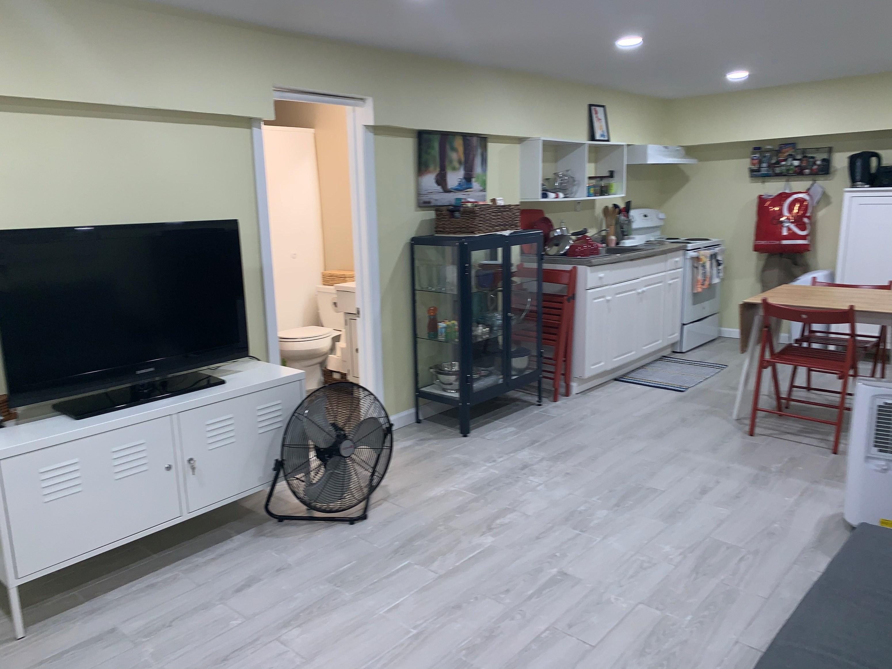 Basement Apartment for Rent in North Bergen, NJ | Sulekha
