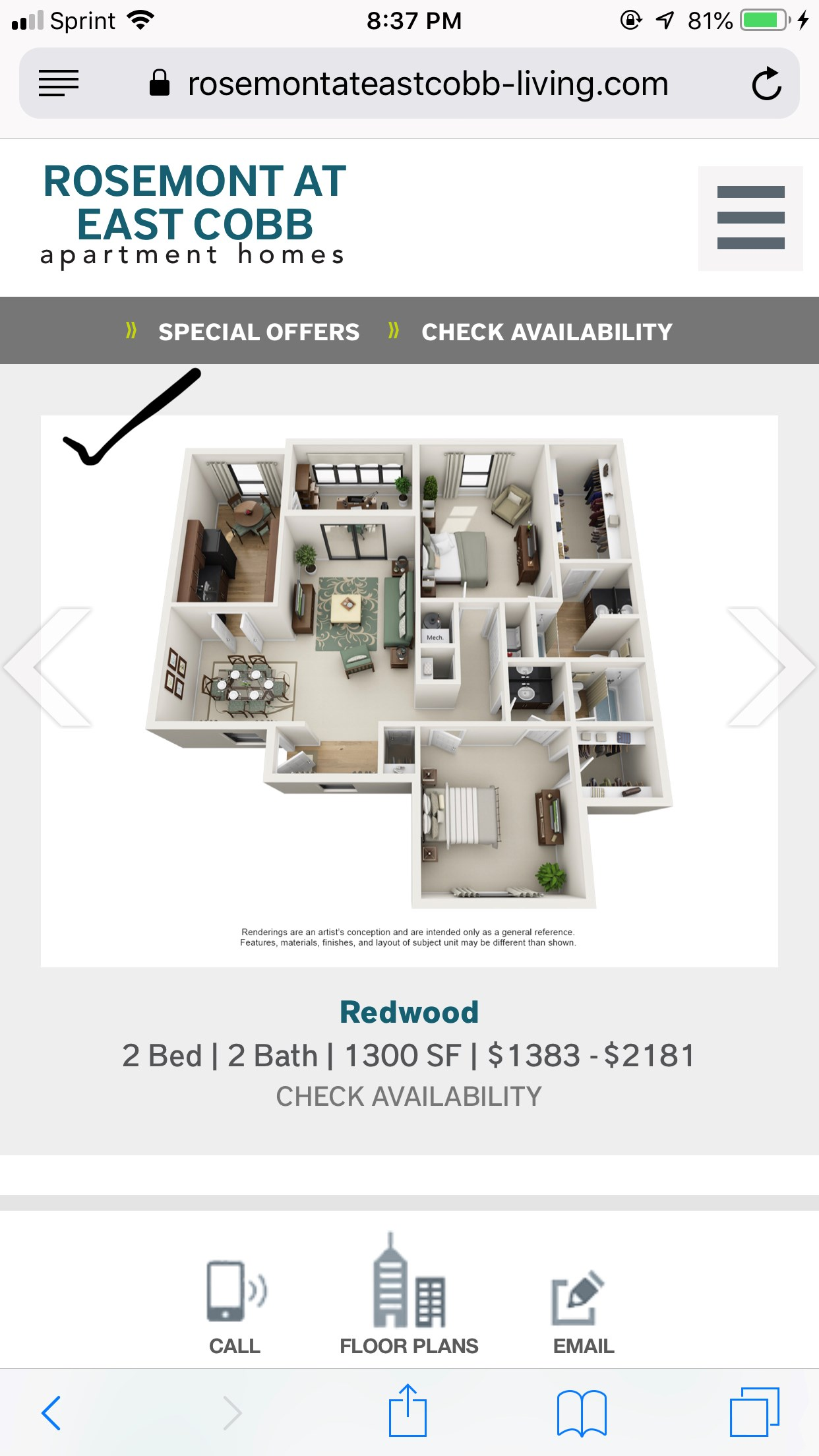 4 Apartments for Rent in Atlanta, GA, Flats for Rent