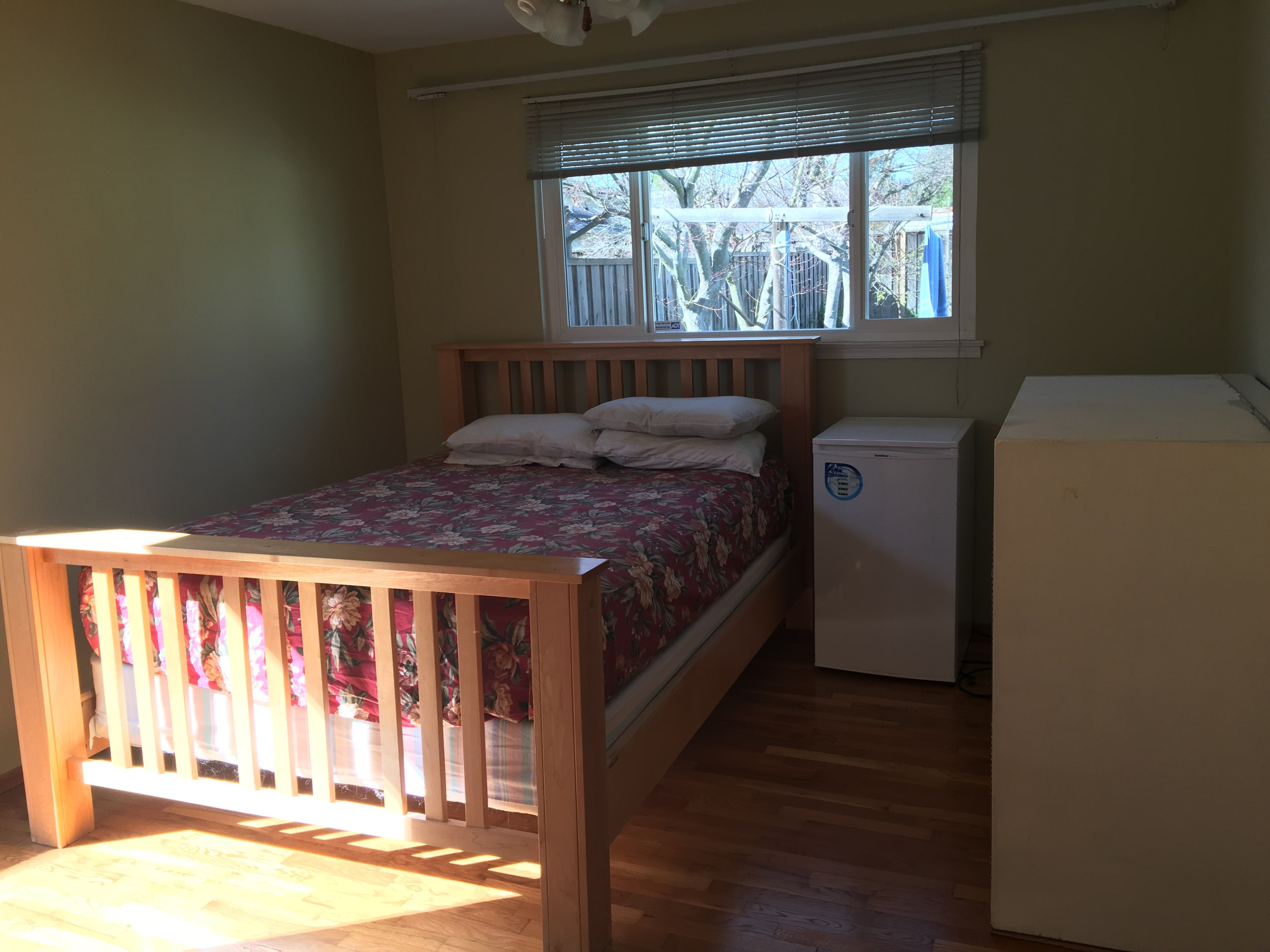 Furnished master bedroom with attached bath and separate for Master bedroom with attached nursery