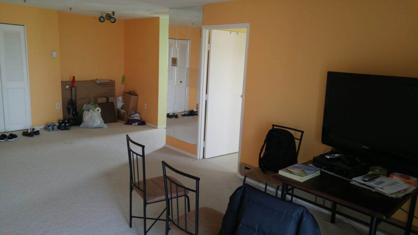 1 Bedroom Available In 2 Bhk 1 Bath Apartment 5 Mins Walk From North Quincy T Station In
