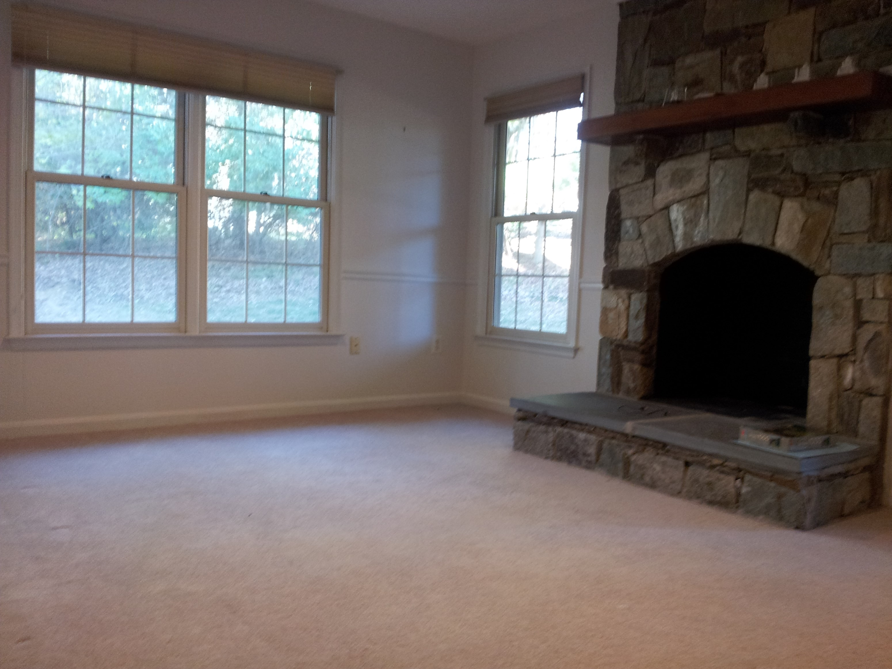 basement bedroom with private bath walk in closet private entrance in
