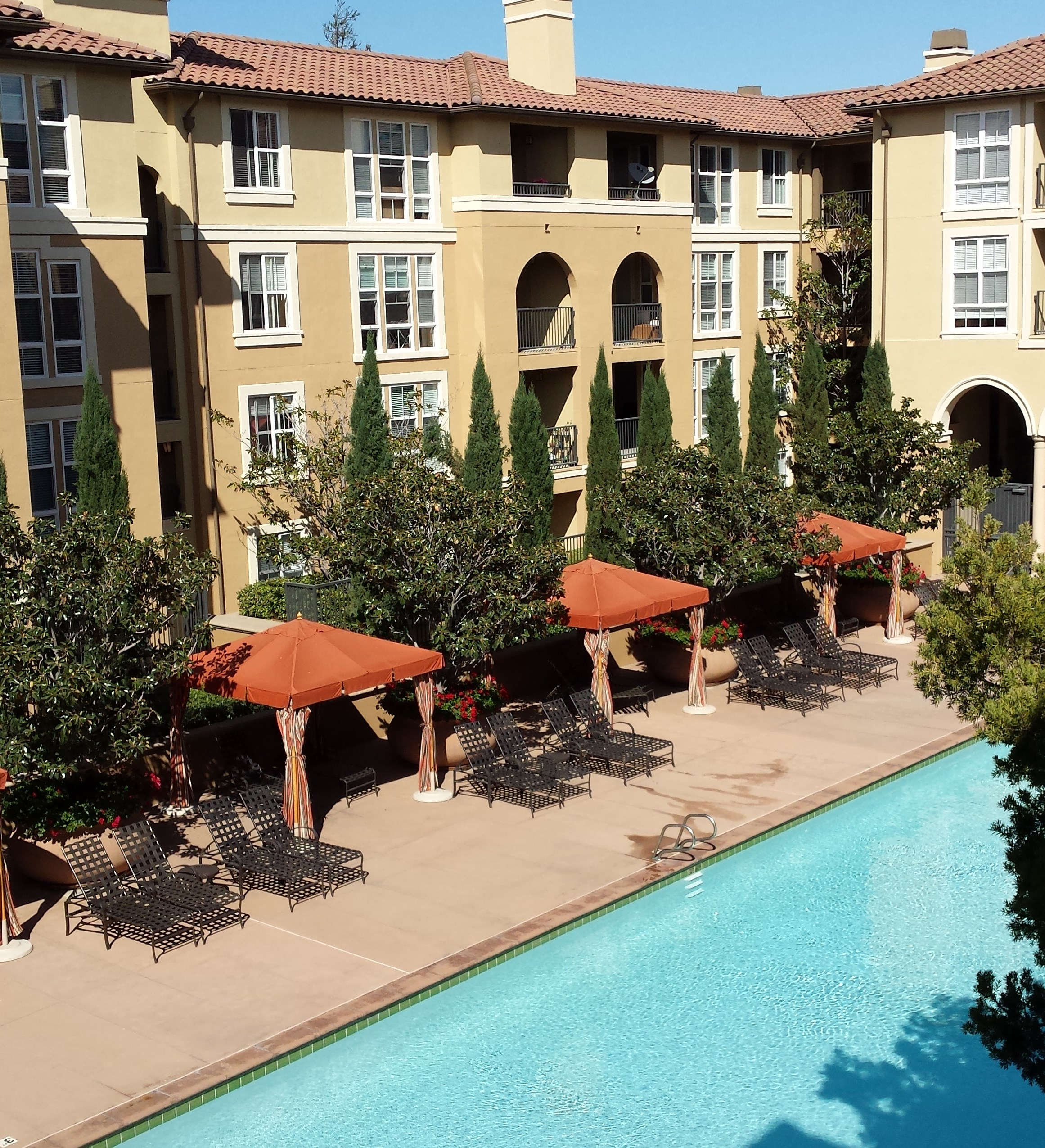 City Parc Ii At West Oaks Houston: 1bed / 1bath Available For Rent In 2BHK Apartment In Elan