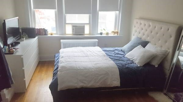 Large 1 Bedroom For Rent In 2 Bedroom Apartment In Boston