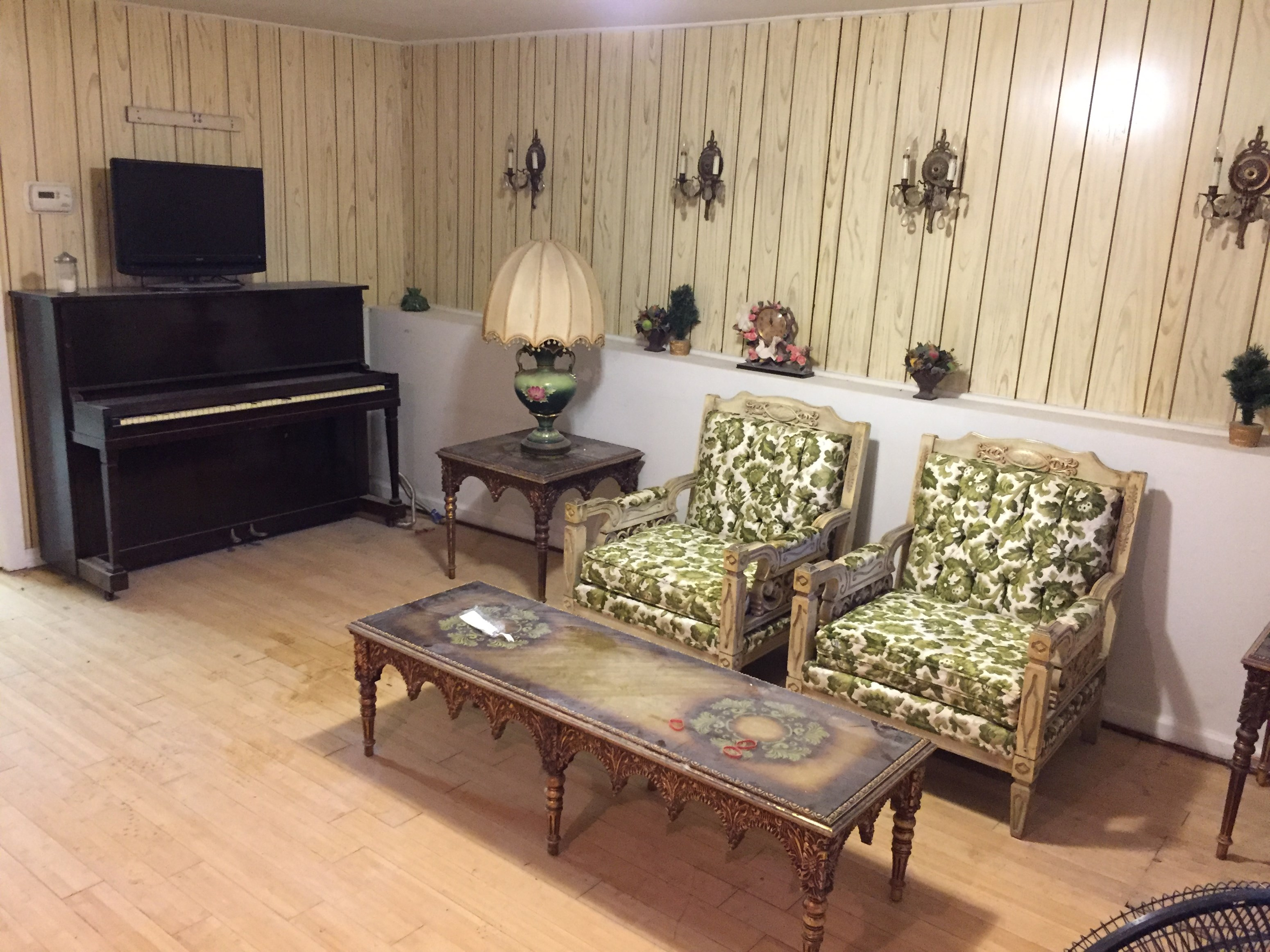 one bath furnished apartment for rent female only in jersey city nj